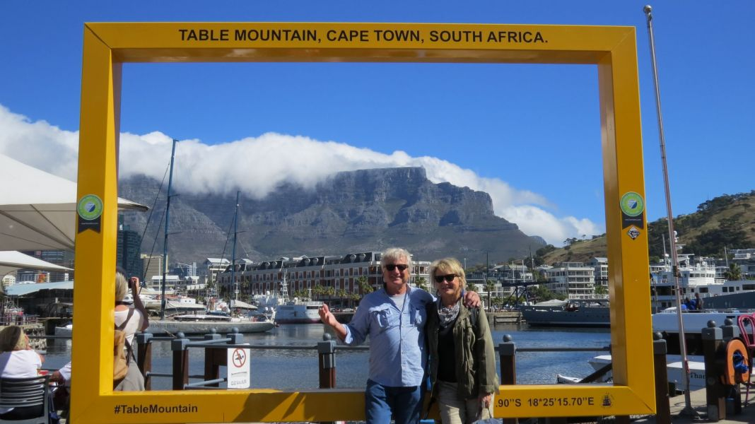 As always, our African adventure started in the beautiful city of Cape Town